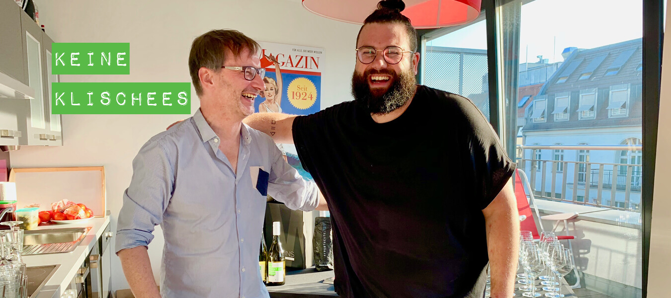 vanWEINS x DasMagazin | Andreas Lehmann & Daniel Ascencao
