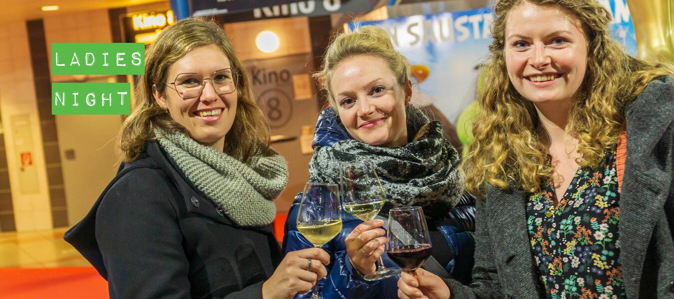 vanWEINS x Filmpassage Osnabrück Ladies Night | Neuigkeiten